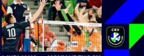 ACH Volley Lublana 5:4 Fakieł Nowy Urengoj