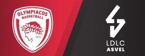 Olympiacos Pireus 77:68 Lyon-Villeurbanne