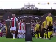 Palestino 0:1 Guarani