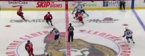 Ottawa Senators 1:5 Winnipeg Jets