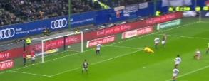 Hamburger SV 1:1 Fc St. Pauli
