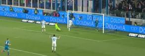 Spal 1:2 Juventus Turyn