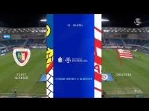 Piast Gliwice 1:0 Cracovia Kraków