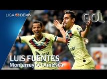 Monterrey 0:1 America