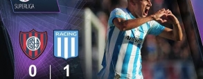 San Lorenzo 0:1 Racing Club