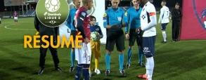 Clermont Foot 0:1 Paris FC