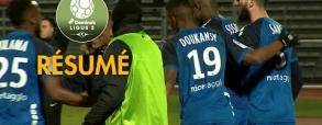 Niort 1:0 Valenciennes