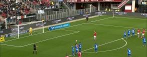 AZ Alkmaar 2:0 PEC Zwolle