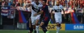Olimpia Asuncion 1:1 Cerro Porteno