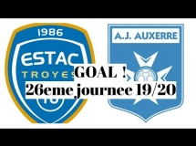 Troyes 3:1 Auxerre