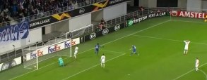 Gent 1:1 AS Roma