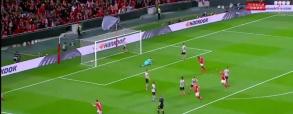 Benfica Lizbona 3:3 Szachtar Donieck
