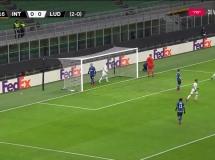 Inter Mediolan 2:1 Ludogorets