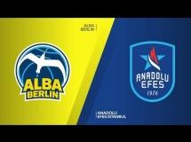 ALBA Berlin 86:99 Anadolu Efes