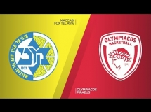 Maccabi Tel Aviv 71:70 Olympiacos Pireus