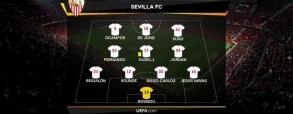 Sevilla FC 0:0 CFR Cluj