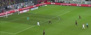 Fortuna Düsseldorf 3:3 Hertha Berlin