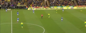 Norwich City 1:0 Leicester City