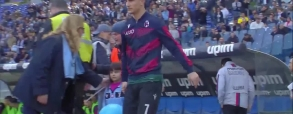 Lazio Rzym 2:0 Bologna