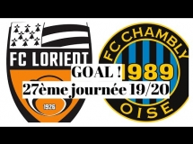 Lorient 1:2 Chambly