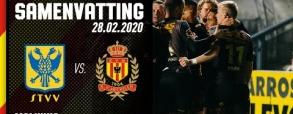 St. Truiden 0:3 KV Mechelen