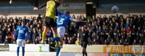 Burton Albion 1:1 Peterborough