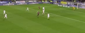 Cagliari 3:4 AS Roma