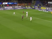 Cagliari 3:4 AS Roma