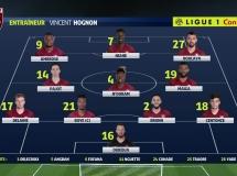 Amiens 0:1 Metz