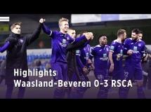 Waasland-Beveren 0:3 Anderlecht