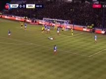 Portsmouth FC 0:2 Arsenal Londyn