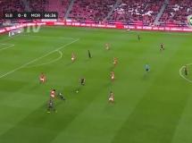 Benfica Lizbona 1:1 Moreirense