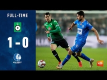 Cercle Brugge 1:0 Gent
