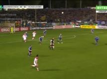 Saarbrucken 1:1 Fortuna Düsseldorf