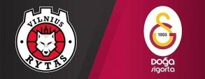 Lietuvos Rytas 83:75 Galatasaray