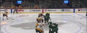 Minnesota Wild 3:1 Nashville Predators