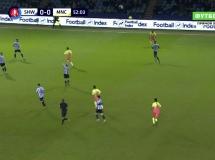 Sheffield Wednesday 0:1 Manchester City