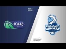 Tofas 63:69 MoraBanc Andorra