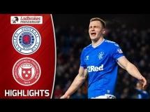 Rangers 0:1 Hamilton