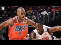 Detroit Pistons 3:3 Oklahoma City Thunder