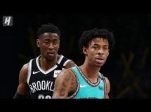 Brooklyn Nets 115:108 Memphis Grizzlies