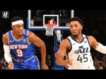New York Knicks 104:112 Utah Jazz