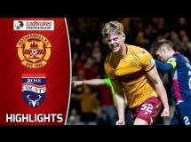 Motherwell 4:1 Ross County