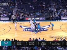 Charlotte Hornets 112:114 Denver Nuggets
