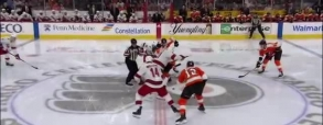Philadelphia Flyers 5:5 Carolina Hurricanes