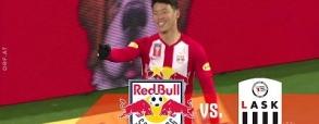 Red Bull Salzburg 0:1 LASK Linz