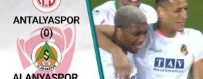 Antalyaspor 2:1 Alanyaspor