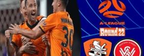 Brisbane Roar 3:1 WS Wanderers