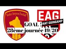 Rodez 2:1 Guingamp