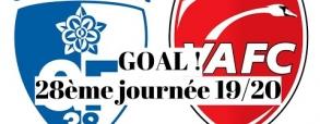 Grenoble 1:3 Valenciennes
